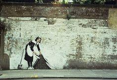 Banksy the genius: 60 pieces of amazing street art