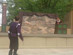 Romeo and Juliet, Eden Park, 2013.