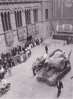 Presentació del nou Marraco de Lleida el 1957-1982