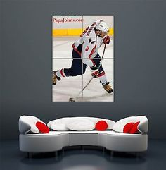 #Alexander ovechkin #washington #capitals ice hockey sport poster  x2870,  View more on the LINK: http://www.zeppy.io/product/gb/2/201393190201/