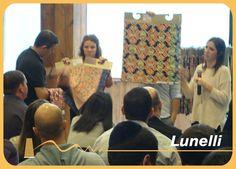 Reunião de vendas no Espaço Lunelli - 09.07.2013