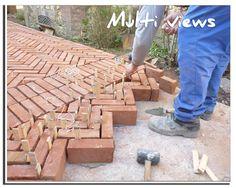 NEW Terrasse en brique page2 Terrasse en brique sur dalle béton etc… Suite chantier ICI page 1 Suite chantier ICI page 3 Suite chantier ICI page 4 Acceuil Lien Contact