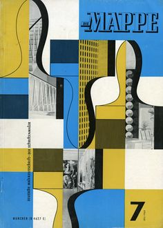 George D.W. Callwey, Munich,  1959-
