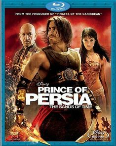 Prince of Persia: The Sands of Time [Blu Blu-ray - Giacobo Josilevich Jake Gyllenhaal, Prince Of Persia Movie, Mike Newell, Disney Blu Ray, Film Distribution, Alfred Molina, Disney Princes, Walt Disney Pictures, Pirates Of The Caribbean