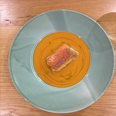 My favourite Red Mullet and Porthilly sauce Nathan Outlaw