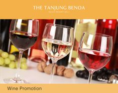 Relax and unwind this weekend at #BenoaBistro, where you can discover new flavors and choose frfom an extensive wine list. Additionally, you'll also get a holiday's special 10% off on every bottle of wine you purchase! #TheTanjungBenoaBeachResortBali   #thetanjungbenoabeachresortbali #thetanjungbenoa #TheTaoBali #bali
