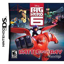 Disney Big Hero 6 for Nintendo DS