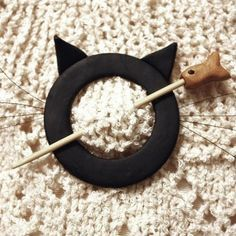 Another cute shawl pin
