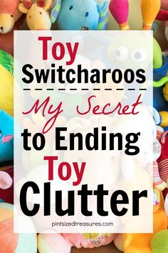 My Toy Trick To End Toy Clutter | Keeping My Home Clean | Overwhelmed By Kids Toys | Homemaking | Keeping a Clean House | Cleaning With Kids | Toy Organization | Toy Storage
