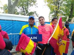 El Vallisoletano Jorge Herrero Suárez, abanderado de España, promocionó el Turismo Deportivo de la Ruta del Vino Cigales en la Maratón de Nueva York http://www.revcyl.com/web/index.php/cultura-y-turismo/item/8428-el-