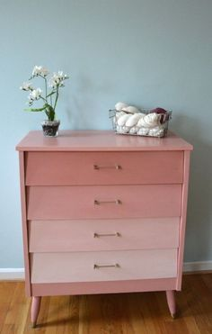 yet another ombre dresser