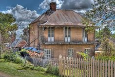 Gold Commissioner's Residence, Sofala, NSW,