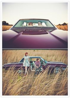 Would also be great for proms wanting to use their muscle cars.