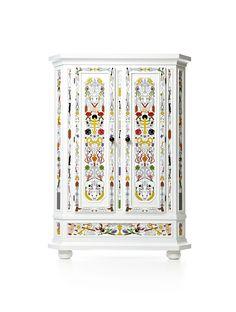 Art Furniture, Hand Painted Furniture, Contemporary Furniture, Luxury Furniture, Contemporary Design, Bedroom Furniture, Furniture Design, Furniture Storage, Modern Design