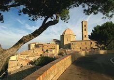 View of Volterra - Tuscany #volterra #volterratur