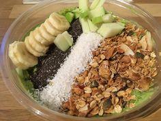 Smoothie Bowl, Acai Bowl, Bowls, Breakfast, Food, Acai Berry Bowl, Serving Bowls, Morning Coffee, Essen