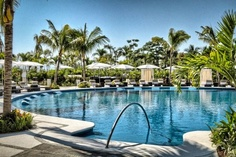 Endless comfortable lounge chairs and sunbeds in Nuevo Vallarta at Grand Luxxe. HONEYMOON!!!!