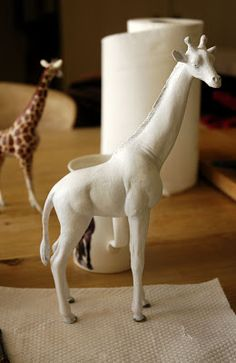 H.K.Hollinstone Studio: Step by Step: How to Paint a Somali Giraffe