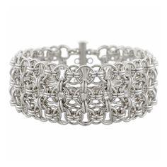 Heavy Metal Bracelet | Fusion Beads Inspiration Gallery