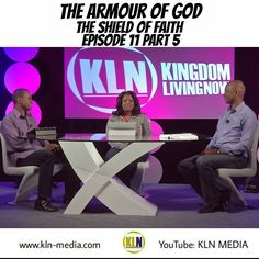 Kingdom Living Now  Join the conversation with us on our YouTube channel: KLN MEDIA. Today in our Armour of God series, Part 5: of The Shield of Faith, was published. Here is the link:  https://youtu.be/JBuRtiosSY4. You cannot activate the Shield Of Faith with a servant or an orphan mentality.  God has adopted us as sons and this is the context through which the protection of the Father is given.  The Shield of Faith is given by The Father to His sons only.  https://youtu.be/JBuRtiosSY4…