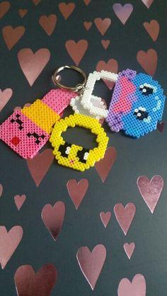 Shopkins mini perler beads