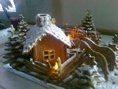 Lovely gingebread house