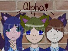 ALPHA!!! by MellaRecords03