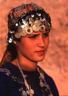 mujer de Marruecos