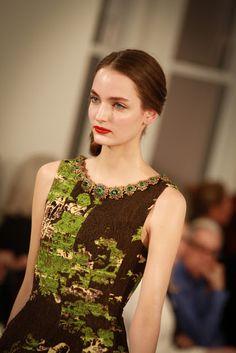 Cool Chic Style Fashion: OSCAR DE LA RENTA F/W 2013