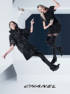 Chanel, Fall 2013. #campaign #aw13