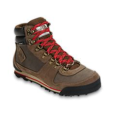 "North Face ""Back-to-Berkley 68"" I like the throwback style with current technology. Great waterproof shoes for Boston winters..."