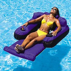 (click twice for updated pricing and more info) Swimline swimming pool toys - Floating Lounge Chair #pools #spas http://www.plainandsimpledeals.com/prod.php?node=36535=Swimline_swimming_pool_toys_-_Floating_Lounge_Chair_-_9047#