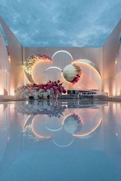 Wedding Stage, Wedding Mandap, Wedding Events, Wedding Themes, Dream Wedding, Wedding Set, Decoration Evenementielle, Stage Decorations, Marriage Decoration