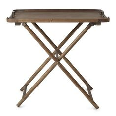 Williams Tray Table #WilliamsSonoma