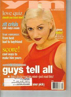 YM Magazine!!!