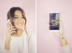 LIFE IN PINK WITH HUAWEI - Lovely Pepa by Alexandra