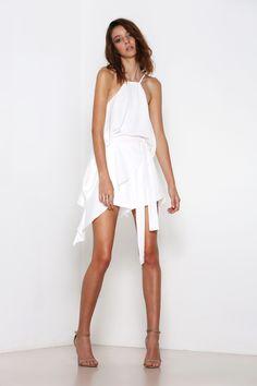 Athena Wrap Shorts