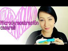 Microdermoabrasión casera ¡Elimina manchas, arrugas, cicatrices y acné! | Cositas Femeninas