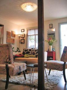 #7 Meredith's Boho Chic Studio | Apartment Therapy