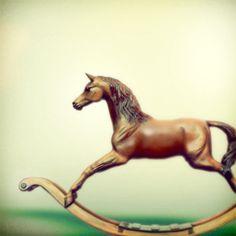 Old Toys - Rocking Horse