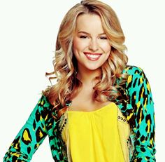 i love good luck Charlie!!!!!! and bridget mendler she is pretty