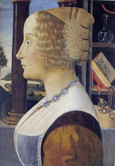 Davide Ghirlandaio - Portrait of a young woman 5b - Berlin GG - employees-oneonta-edu by petrus.agricola, via Flickr