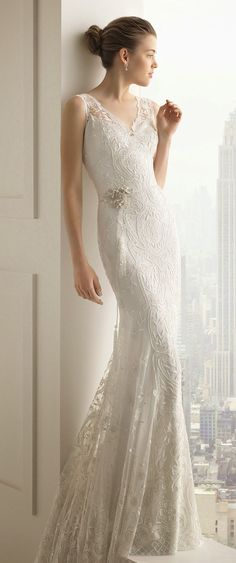 Cool Muslim bridal gowns 2018-2019 Check more at http://24myfashion ...