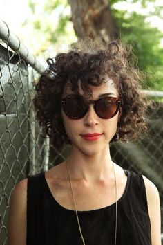 annie clark hair - Google Search