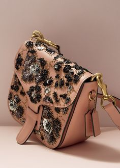 We got the first look at the Coach x Rodarte collaboration — and it's GOOD.