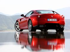 Visit The MACHINE Shop Café... ❤ Best of Ferrari @ MACHINE ❤ (Ferrari 599 GTO Limited Edition)