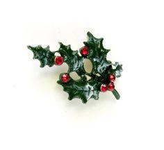 Christmas Holly Bran