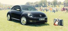 Volkswagen Beetle Fender edition: chrome wheel and 400 W audio system