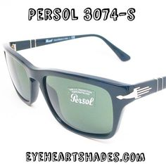 303e623f301915 Persol PO 3074-S Now in Stock at eyeheartshades.com 😊 Use code INSTAGRAM15