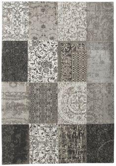 Louis de Poortere Vintage Black & white